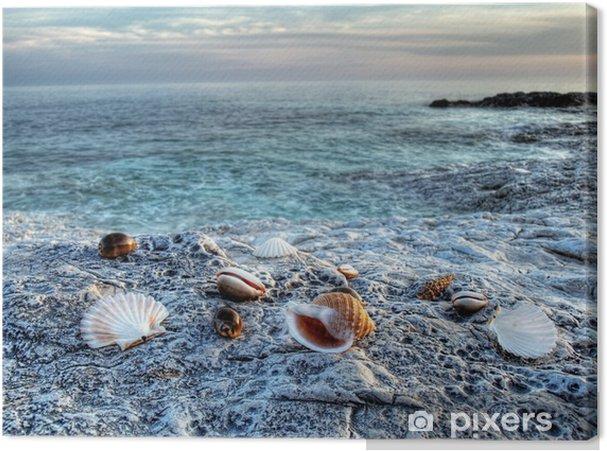 Tableau sur toile Adriatique mer 2 - Vacances