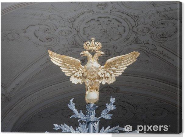 Tableau sur toile Aigle royal - Bâtiments publics