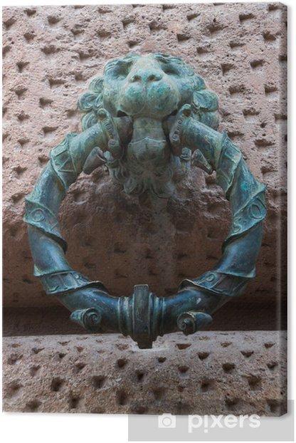 Tableau sur toile Alhambra de Grenade Anneaux - Monuments