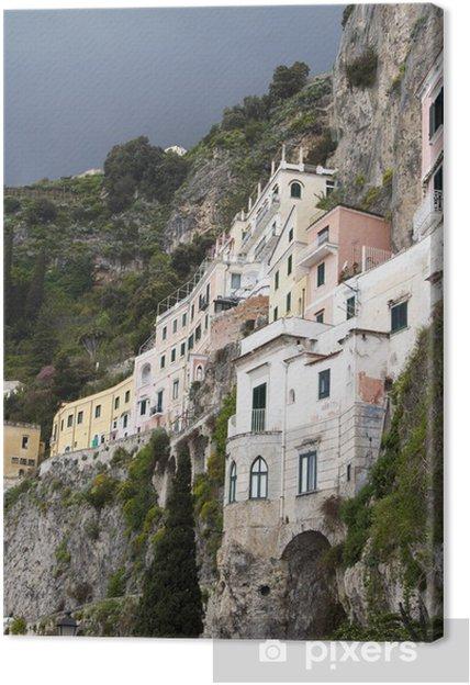 Tableau sur toile Amalfi, Italie - Europe