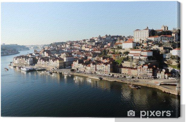 Tableau sur toile Ancienne capitale de Lisbonne - Paysages urbains