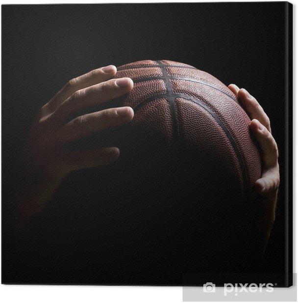 Tableau sur toile Basket-ball - Basket-Ball