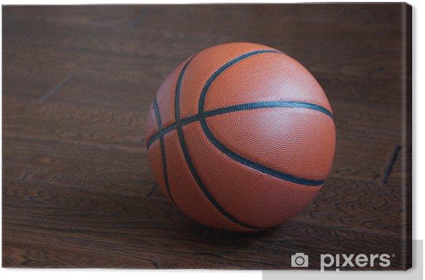 """Tableau sur toile """"basketball - Réussite"""