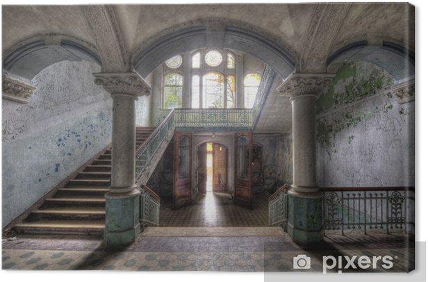 Tableau sur toile Beelitzer colonnes voûte - Thèmes