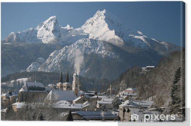 Tableau sur toile Berchtesgaden - Thèmes