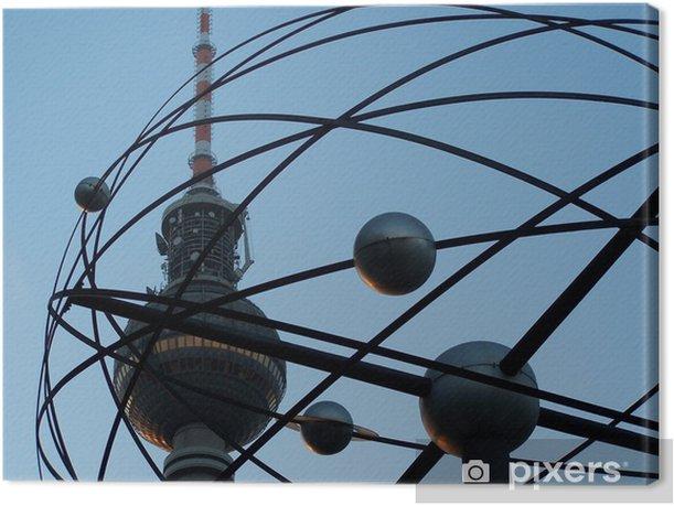 Tableau sur toile Berline - Berlin