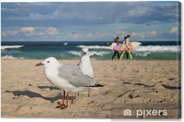 Tableau sur toile Bondi Beach Owen - Océanie