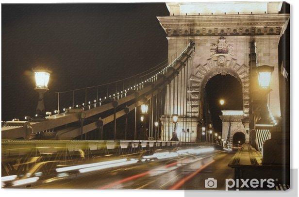 Tableau sur toile Budapest, Hongrie - Europe