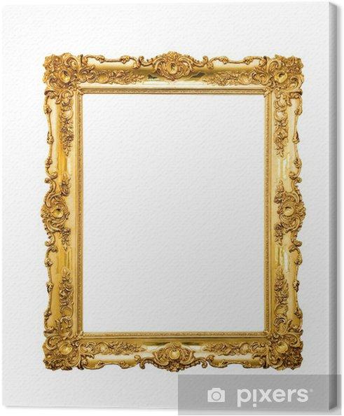 Tableau sur toile Cadre photo orné - Art et création