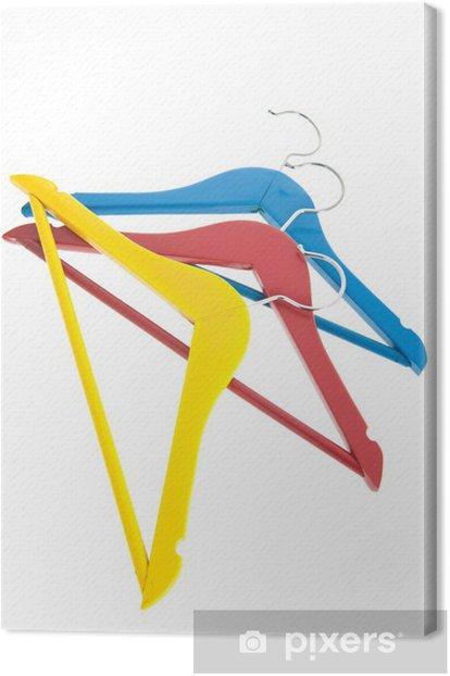 Tableau sur toile Cintres - Mode