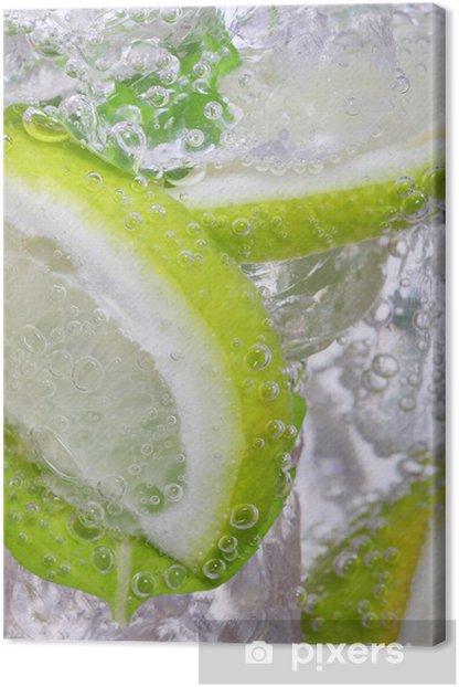 Tableau sur toile Coktail mojito - Alcool