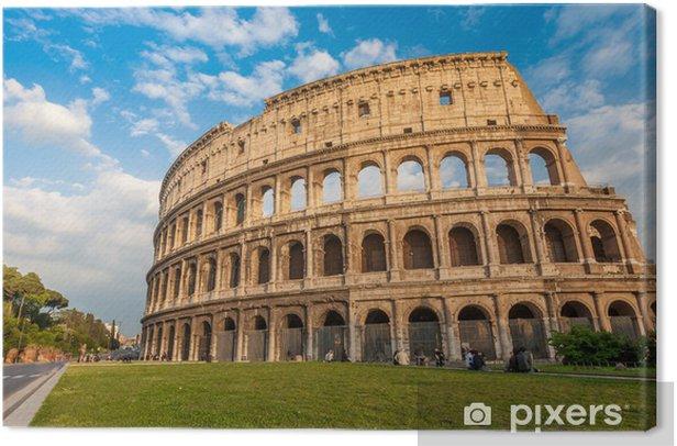 Tableau sur toile Colisée à Rome - Thèmes