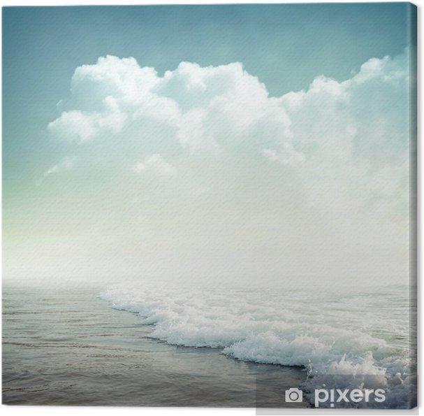 Tableau sur toile Contexte Tropical - Paysages