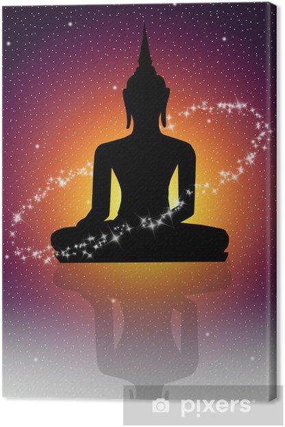 Tableau sur toile Cosmic Energy - Monuments