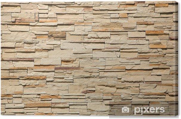 Tableau Sur Toile Décoratif De Mur De Briques Pixers Nous