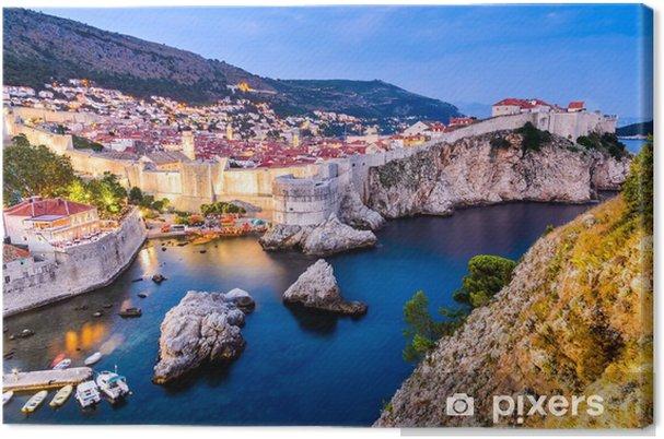 Tableau sur toile Dubrovnik, Croatie - Voyages