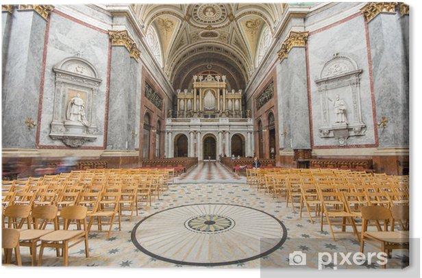 Tableau sur toile Esztergom Basilique intérieur - Religion