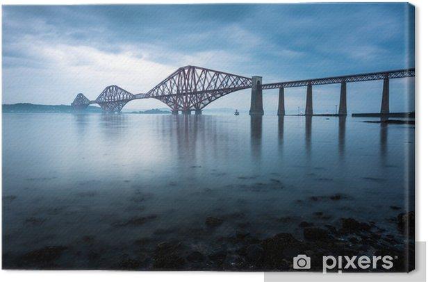 Tableau sur toile Etc ponts à Édimbourg, en Écosse - Thèmes