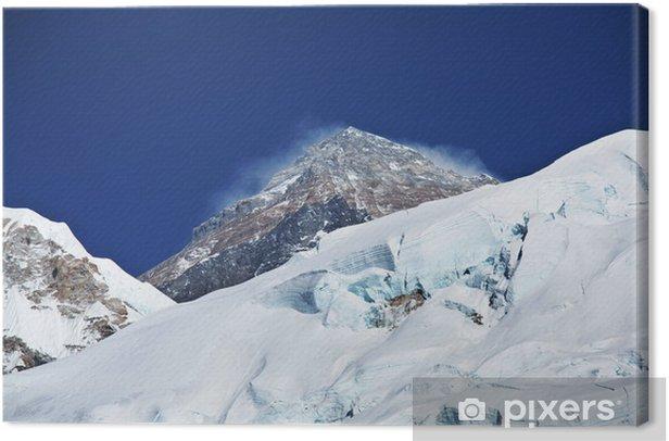 Tableau sur toile Everest - Thèmes