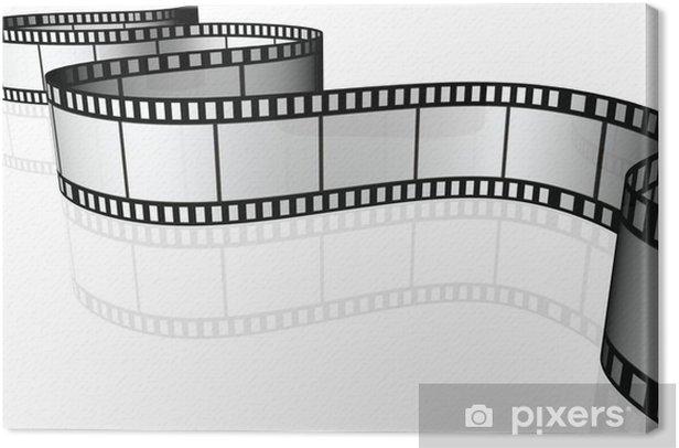 Tableau sur toile Film_1 - Signes et symboles