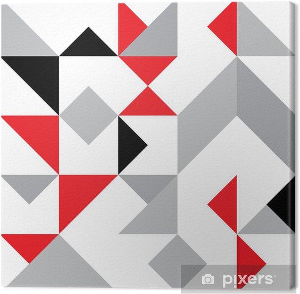 Tableau sur toile Fond abstrait - Abstrait