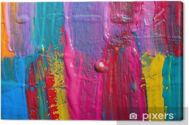 Tableau sur toile Fond d'art abstrait. fond peint à la main - Ressources graphiques