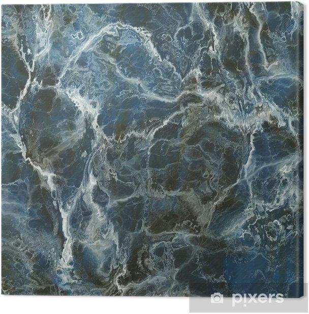Tableau sur toile Fond de marbre - Matières premières