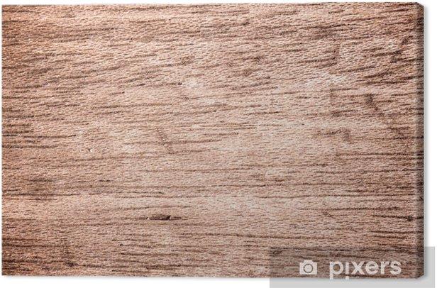 Tableau sur toile Fond en bois de grain de texture. - Thèmes
