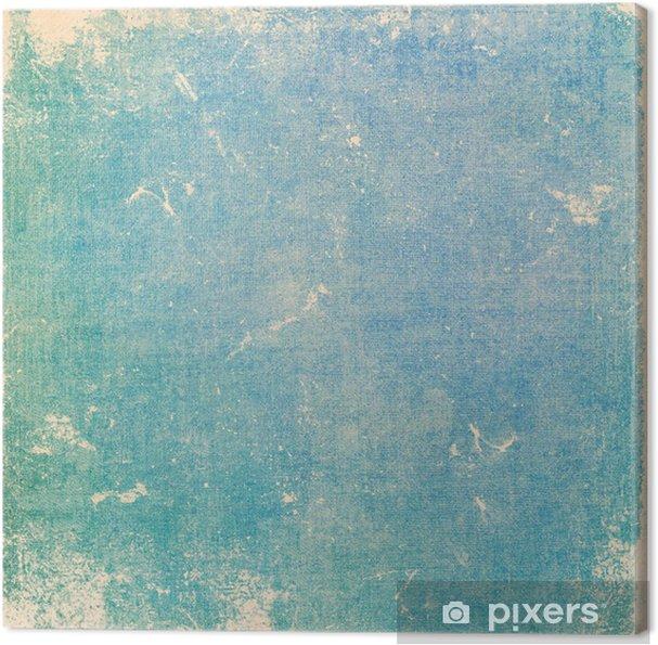 Tableau sur toile Fond en crasse - Arrière plans