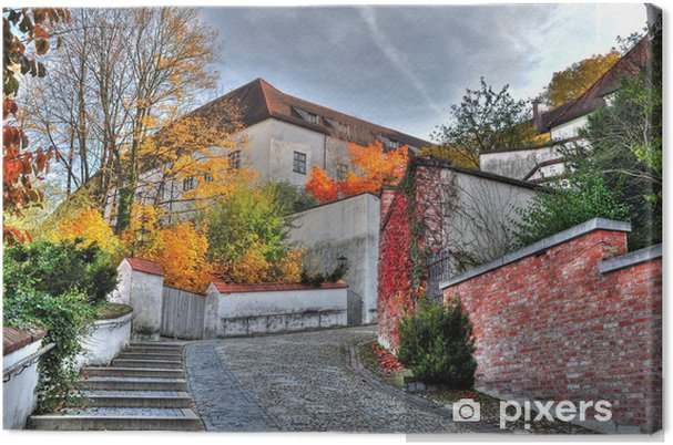 Tableau sur toile Freising Domberg - Infrastructures