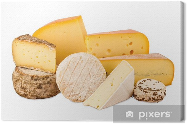 Tableau sur toile Fromage - Fromage