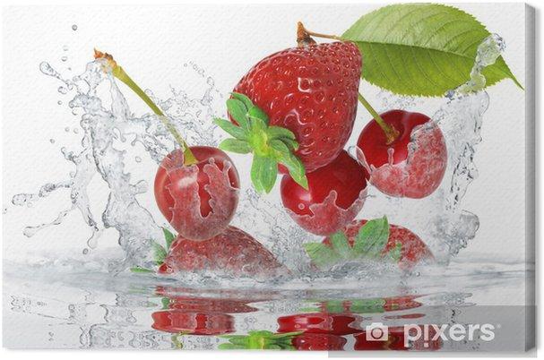 Tableau sur toile Fruits 419 - Thèmes