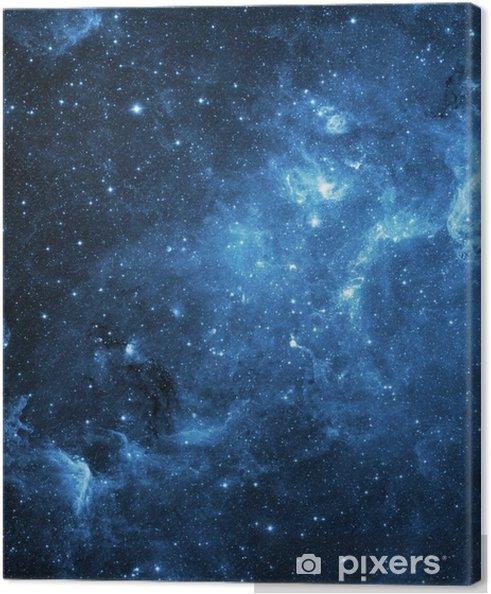 Tableau sur toile Galaxie (Collage à partir d'images de www.nasa.gov) - Univers