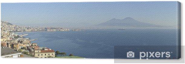 Tableau sur toile Golfo di Napoli - Vacances