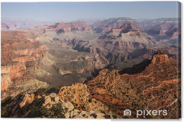 Tableau sur toile Grand canyon - Amérique