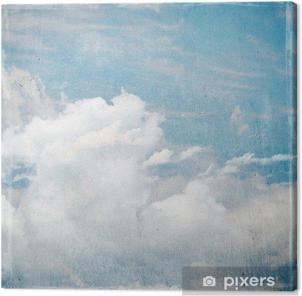 Tableau sur toile Grunge texture du papier. fond de nature abstraite - Thèmes
