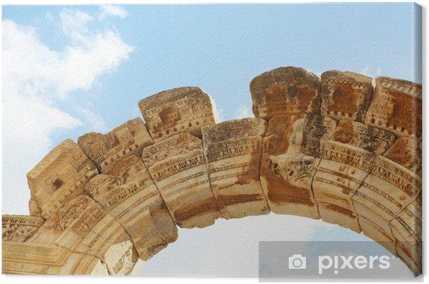 Tableau sur toile Hadrien Temple - Moyen Orient