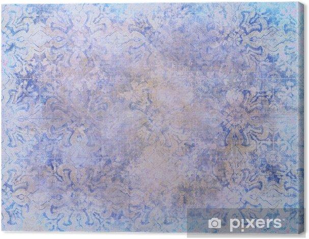 Tableau sur toile Image très détaillée de grunge papier peint - Arrière plans