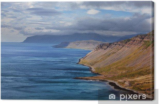 Tableau sur toile Islande - Nature et régions sauvages