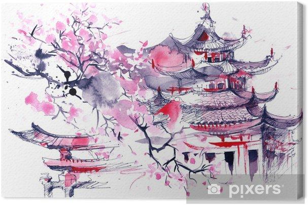 Tableau sur toile Japon - Voyages