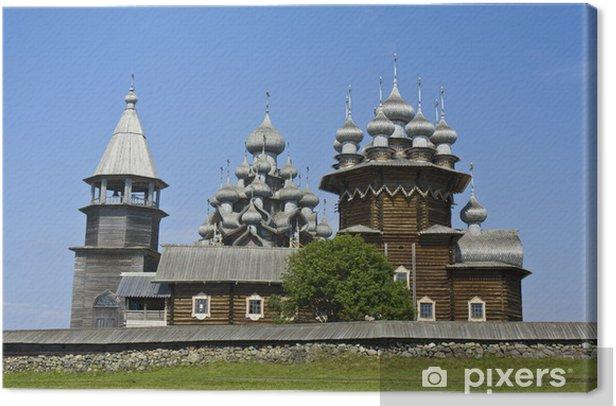Tableau sur toile Kiji, Russie - Asie