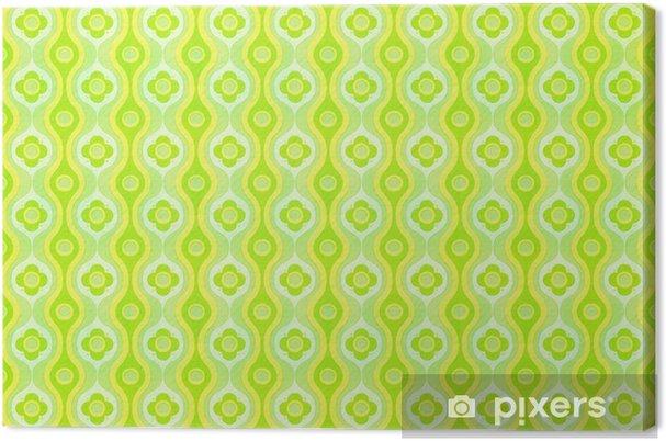 Tableau sur toile Kitsch fonds d'écran - Textures
