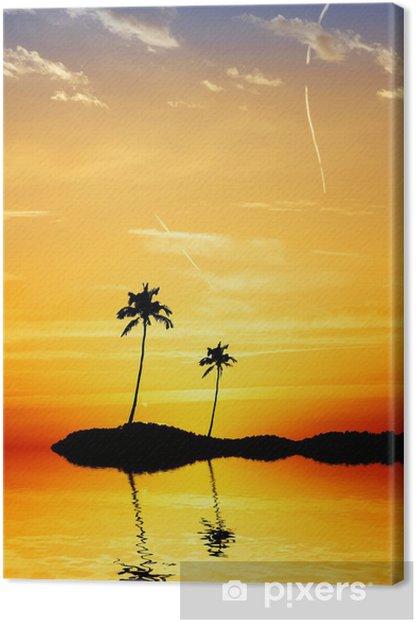 Tableau sur toile L'Isle of Palms - Vacances