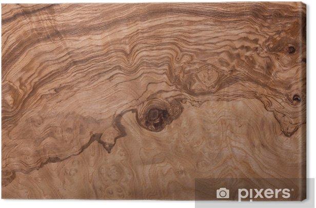Tableau sur toile La texture du bois de bruyère racine - Thèmes