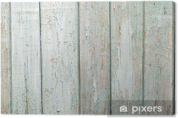 Tableau sur toile La texture du bois - Textures