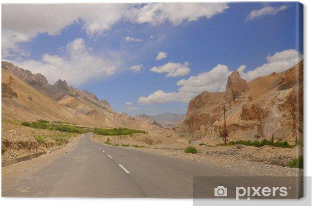 Tableau sur toile Ladakh en Inde - Asie