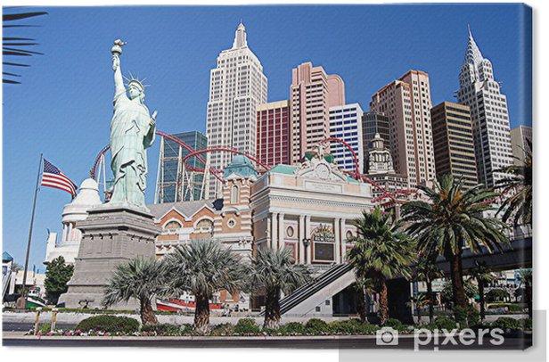 Tableau sur toile Las Vegas 1 - Las Vegas