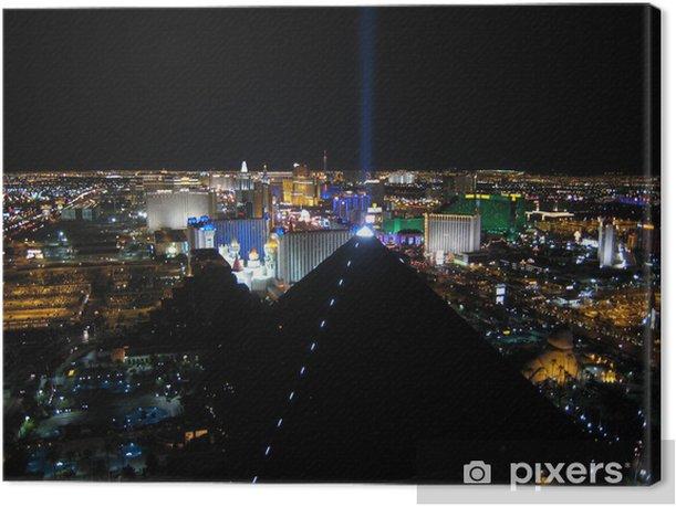 Tableau sur toile Las Vegas - Las Vegas