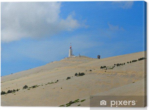 Tableau sur toile Le Mont-Ventoux, Vaucluse - Europe