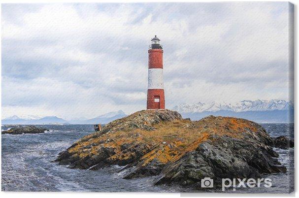 Tableau sur toile Le phare Les Eclaireurs - Infrastructures